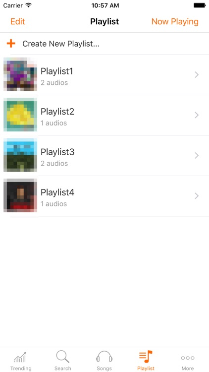 Music Tube - Unlimited Songs Player & Music Album screenshot-4