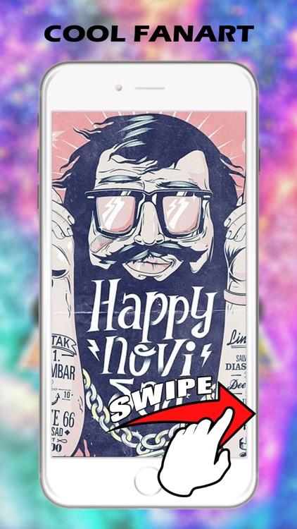 Beard & Mustache Booth HD Wallpapers