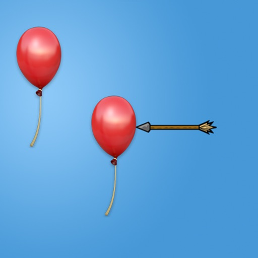 Balloons and arrows - Archery game