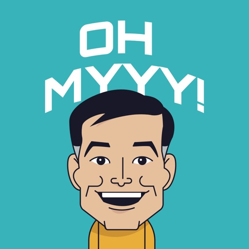 George Takei's Oh Myyy-ojis