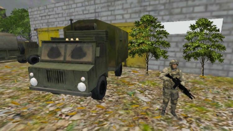 Elite Army Sniper at Frontline: Commando Defense screenshot-3