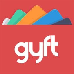 Gyft - Buy, Send, Upload & Manage Gift Cards