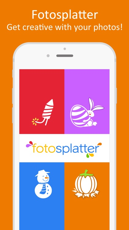Fotosplatter – Photo studio, stickers and more screenshot-4