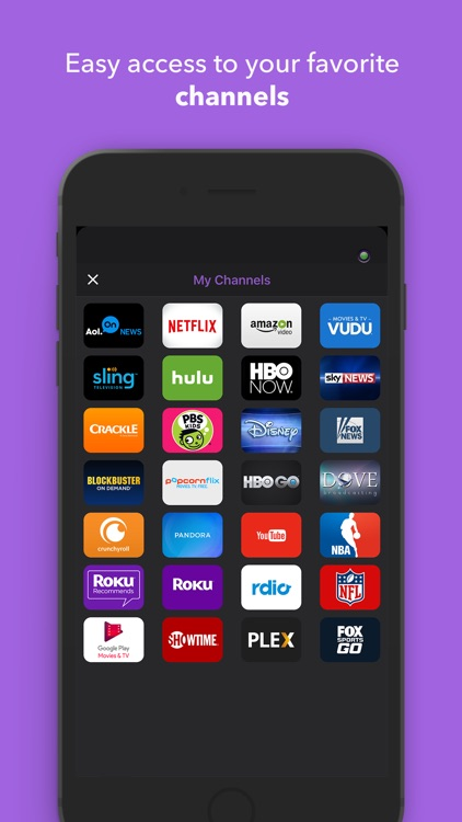 Remote 10 | Remote for Roku