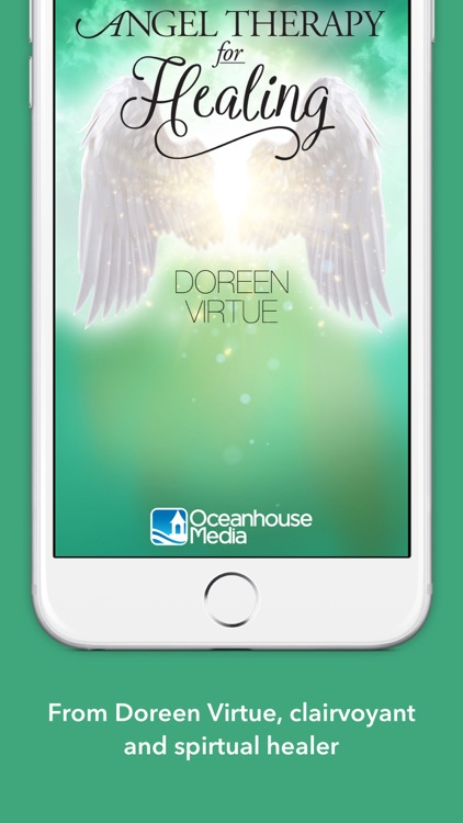 Angel Therapy for Healing - Doreen Virtue screenshot-4
