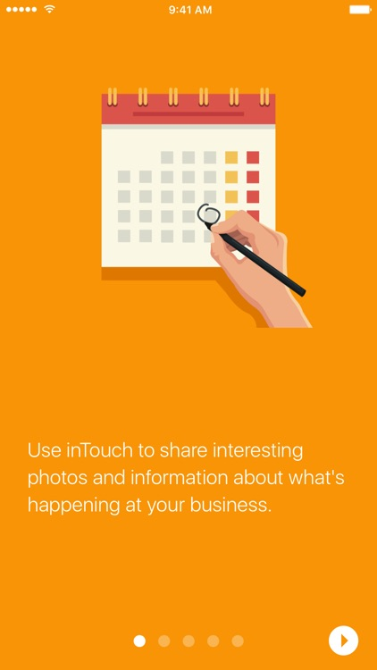 inTouch - Social Media screenshot-1
