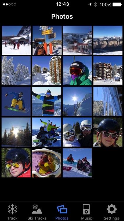 Ski Tracks Lite screenshot-3