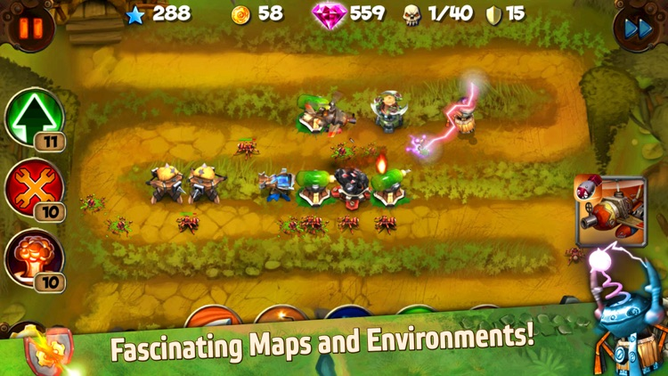 Goblin Defenders: Steel 'n' Wood screenshot-3