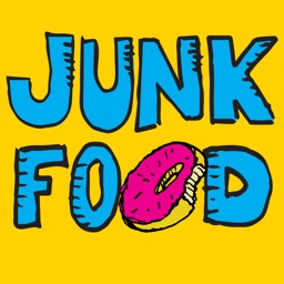 Junk Food - Sticker Pack