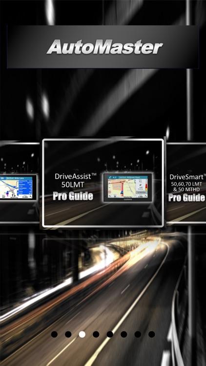 Automaster for Garmin Drive screenshot-3