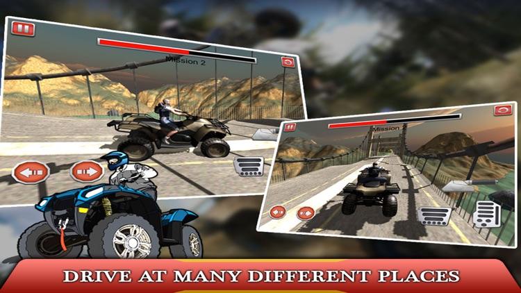 ATV - Quad Bike Simulator screenshot-3