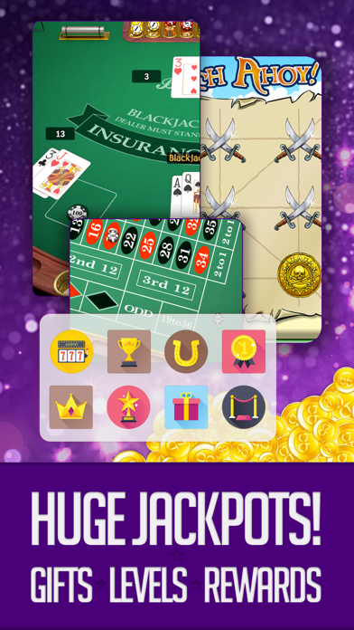 BOOM CASINO - Casino and Table Games! screenshot four