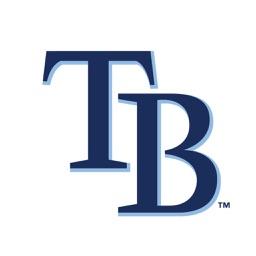 Tampa Bay Rays 2017 MLB Sticker Pack