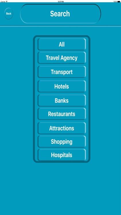 Bangkok Thailand Offline Map Navigation GUIDE
