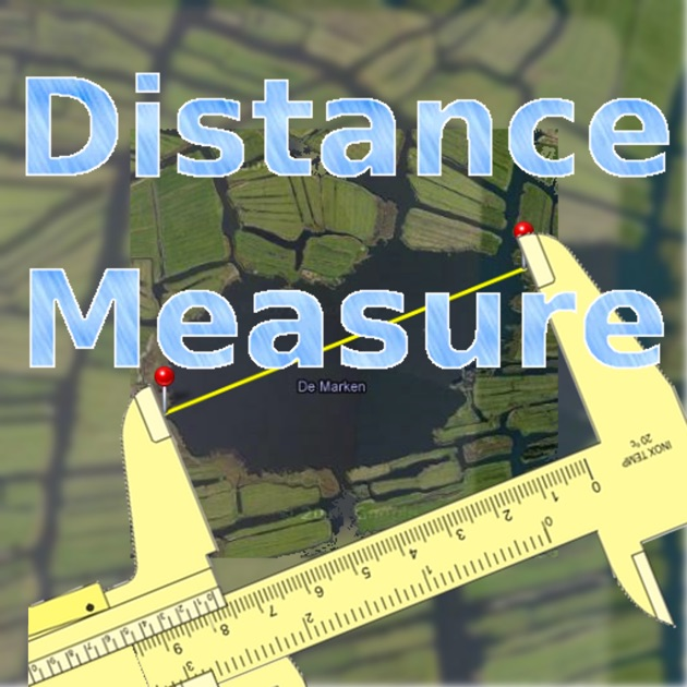 measure distance with iphone distance measure on the app 15670
