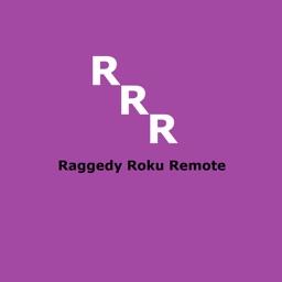 Raggedy Roku Remote