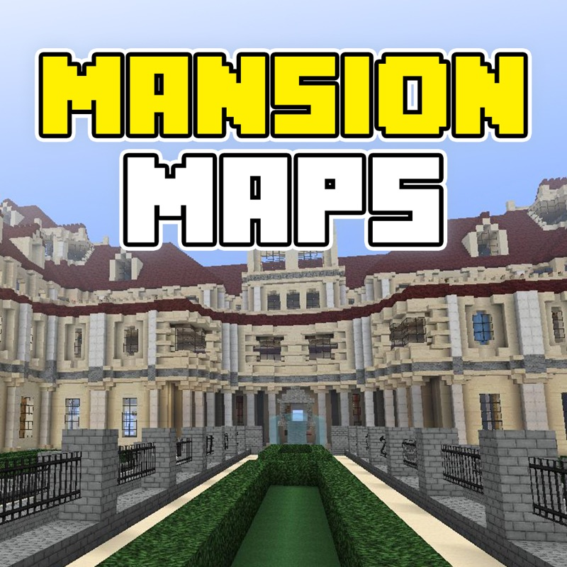 Mansion Maps for Minecraft PE - Minecraft Maps Hack Tool