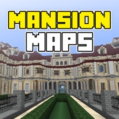 Mansion Maps for Minecraft PE - Minecraft Maps on the App Store