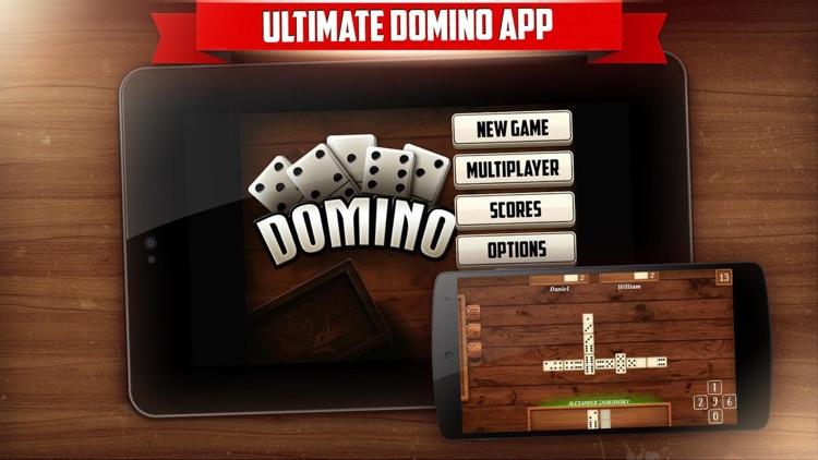 Dominoes online - ten domino mahjong tile games screenshot-3