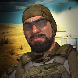 Mountain Sniper Commando War: Army Adventure 3D