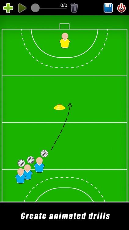 Coach Tactic Board: Hockey++
