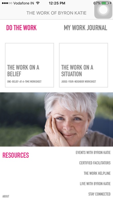 The Work App review screenshots