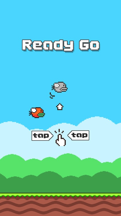 Flappy Hero Go