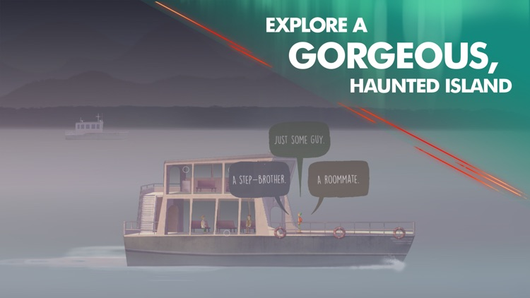 OXENFREE screenshot-2