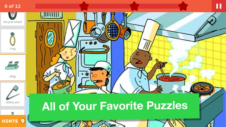 Highlights Every Day: Reading and Puzzles for Kids app image
