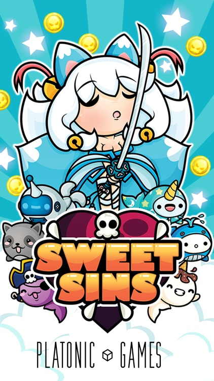 Sweet Sins: Kawaii Run screenshot-0