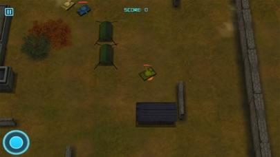 3D Tank Wars Battle screenshot one
