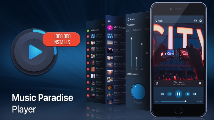Music Paradise Player