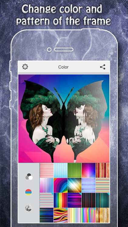 Photo Mirror Effects - Reflection Editor screenshot-3