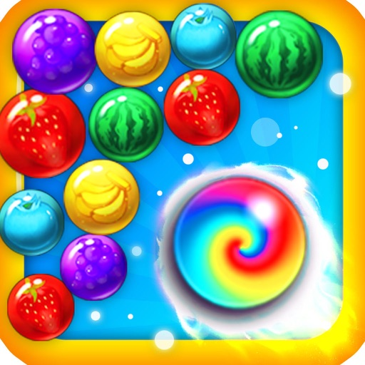 Fruit Bubble Shooter - Free Pop Bubble Games 2017