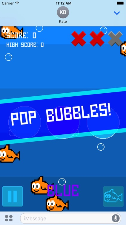 BubbleColours!