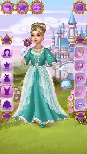 Juego De Vestir Princesas Juegos Para Niñas En App Store