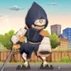 ninja running road - エンドレスアーケードゲーム