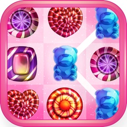 Candy Heroes Mania - Sweet Candy Blast World