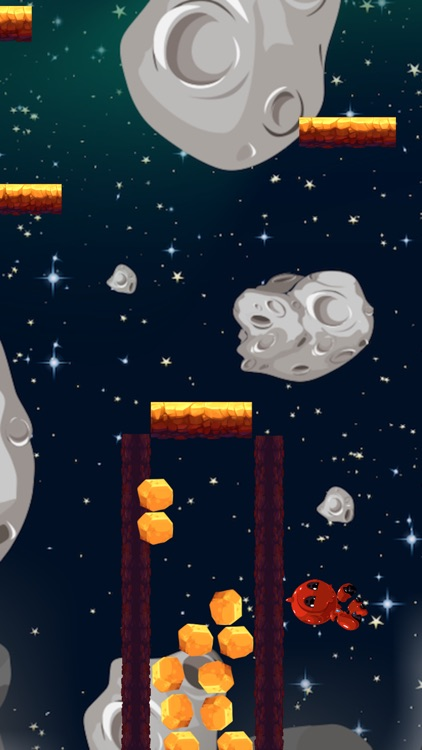 Robot Hop - Endless Jumping Games in Space screenshot-3