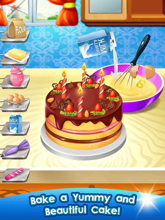 Cooking Food Maker Games For Kids Girls Boys By Quicksand