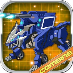 Slash Lion: TransMonster - Robot Build and Fight