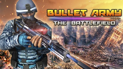 Bullet Army the Battlefield screenshot one