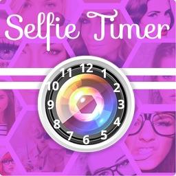 Selfie Stick Timer Cam