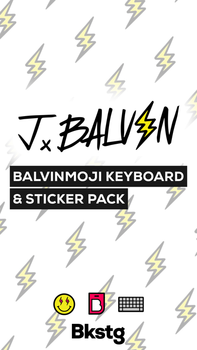 Balvinmojiのおすすめ画像1