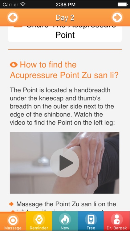 Asthma Instant Relief With Acupressure Points