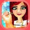 时尚装扮女孩游戏: 化妆和美丽化妆女孩游戏