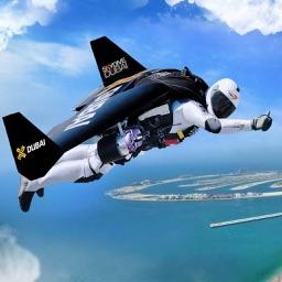 The Jetman.