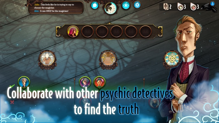Mysterium: A Psychic Clue Game screenshot-4