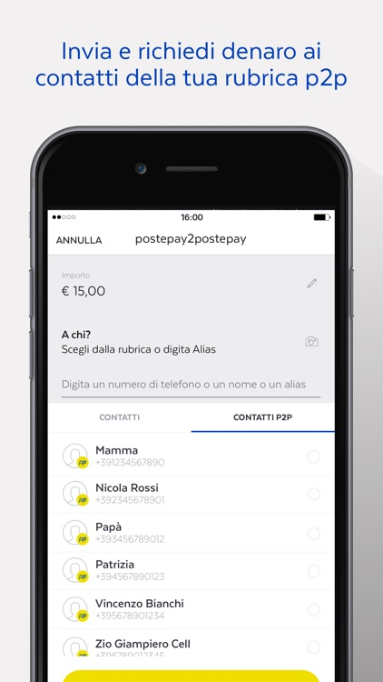 Postepay screenshot-2