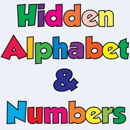 Hidden Alphabet and Numbers HD